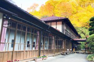 東北の秘湯|鎌倉温泉|外観